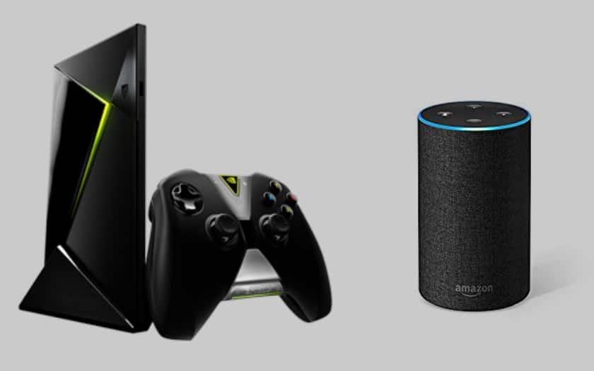 نفيديا تعلن عن وصول خدمات أليكسا لجهازها Shield TV