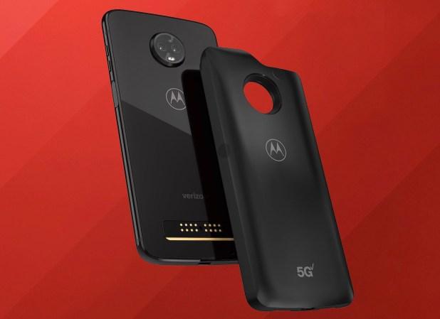 Verizon تنجح بأول اختبار عملي لخدمات الجيل الخامس على هاتف Moto Z3