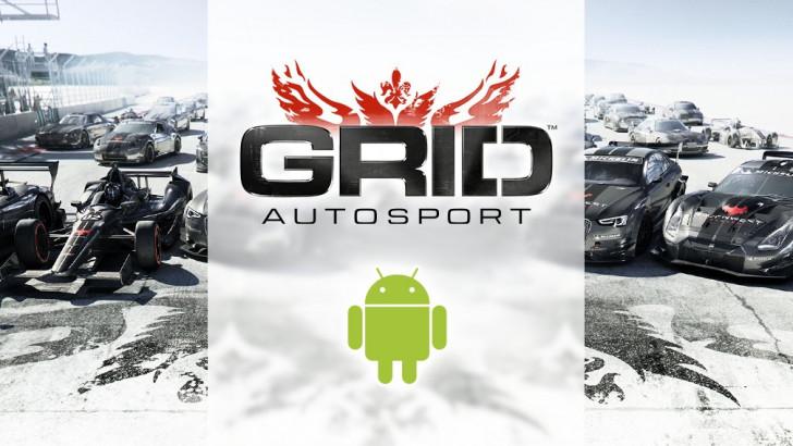 لعبة السباقاتGRID Autosport قادمة على أندرويد عام 2019