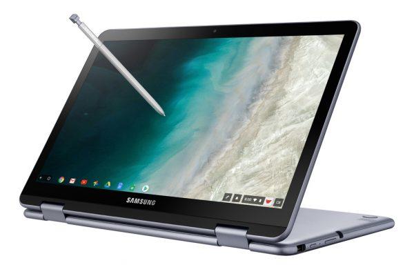 سامسونج تطلق نسخة محدثة من Chromebook Plus بتقة اتصال LTE