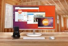 تطبيق Linux on DeX يدعم الآن عائلة جالاكسي أس 9 وأس 10 و تابلت Tab S5e