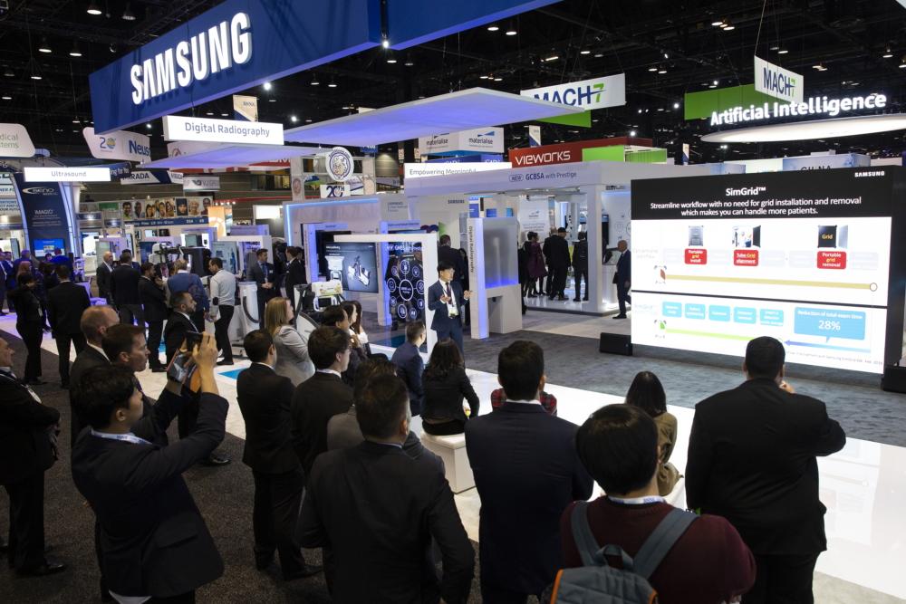 سامسونج تطور تقنيات ذكاء اصطناعي لأجهزة التصوير الطبي لتشخيص الأمراض - Samsung Medison