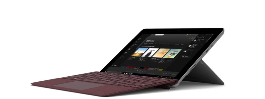مايكروسوفت تطلق جهاز Surface Go في السعودية