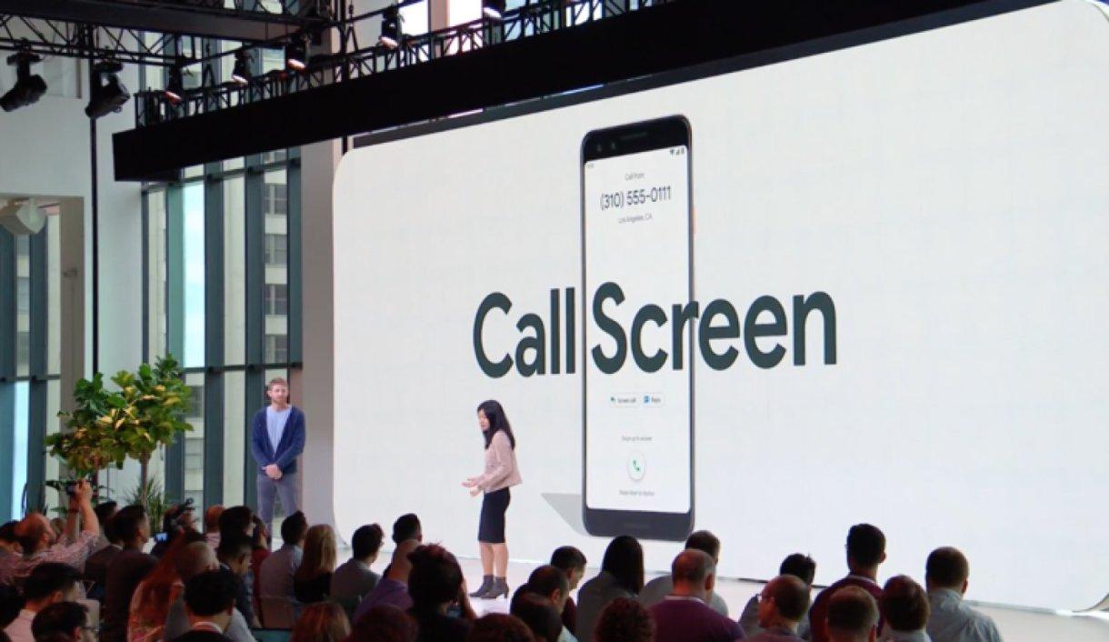 قوقل تدعم خدمة Call Screen في هواتف بكسل بخاصية حفظ نسخة للمكالمات المزعجة