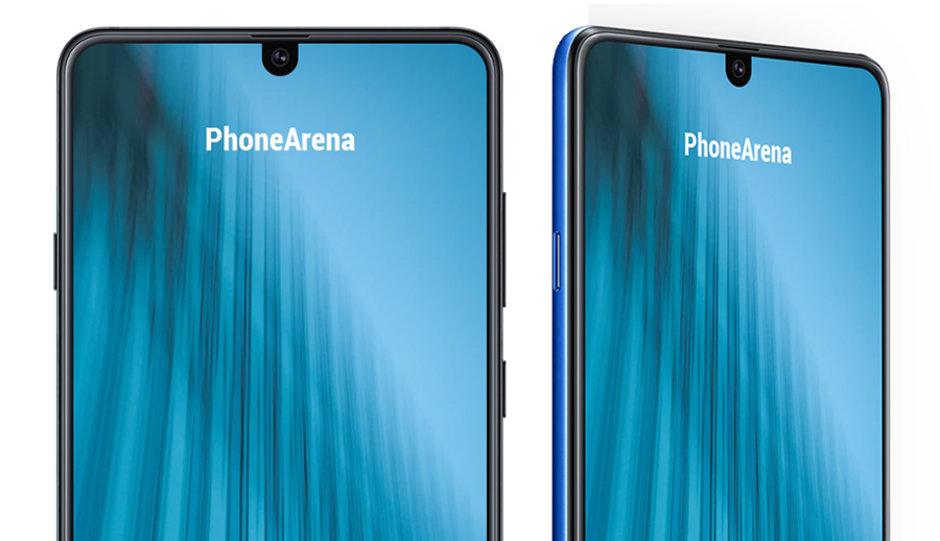 أول هاتف من سامسونج بنتوء في الشاشة سيحمل إسم جالكسي M