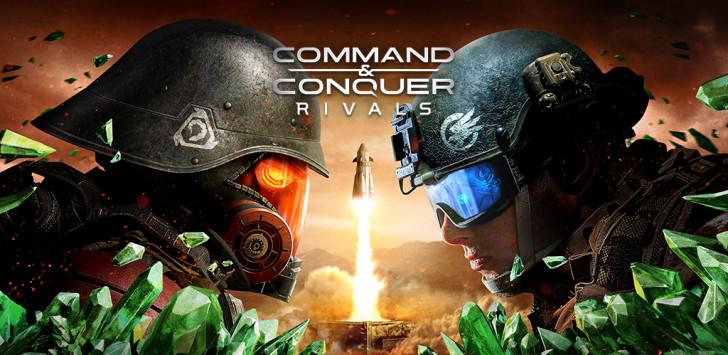 لعبةCommand & Conquer: Rivals متاحة الآن لجميع مستخدمي أندرويد