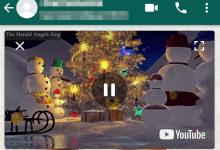 """واتس آب تُطلق ميزة """"صورة داخل صورة"""" لجميع مستخدمي اندرويد"""
