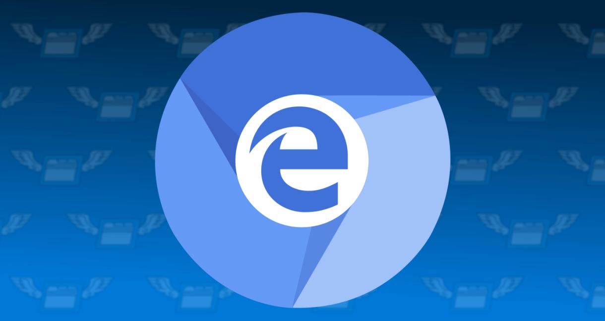 مايكروسوفت تطور متصفحها ايدج اعتمادا على متصفح كروميوم