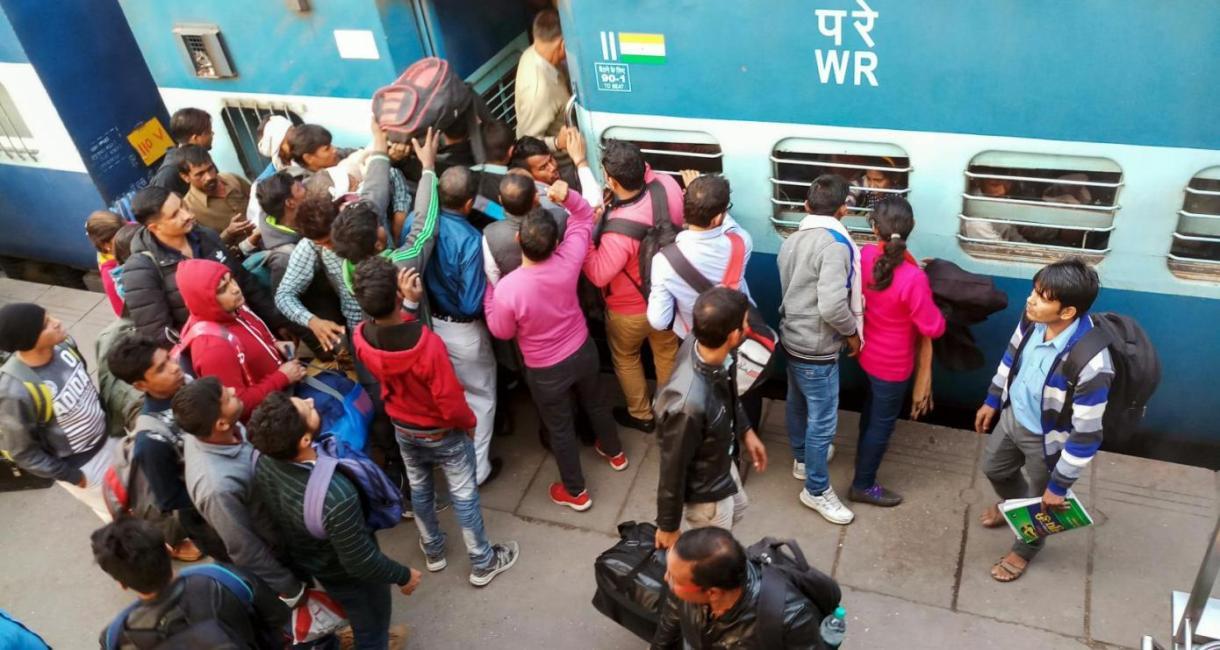 قوقل تستحوذ على تطبيق تعقب القطارات الهندي ?Where is my Train