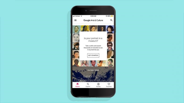 قوقل تُنظّم تطبيقهاArts & Culture عبر تحديث جديد على أندرويد