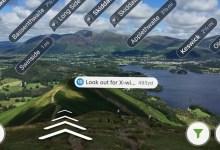 تطبيق ViewRanger يُقدّم لك خرائط وطرق بالواقع المُعزز