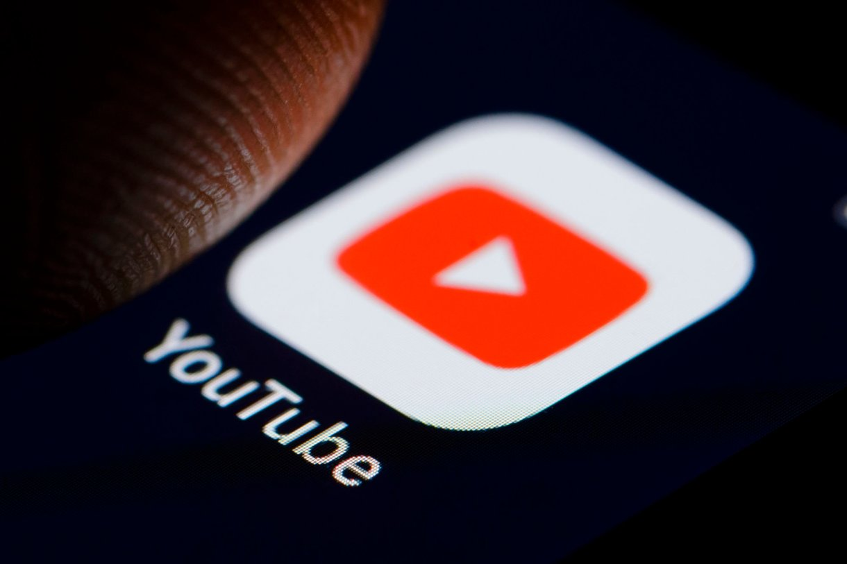 يوتيوب يعرض تصميم جديد لشاشة