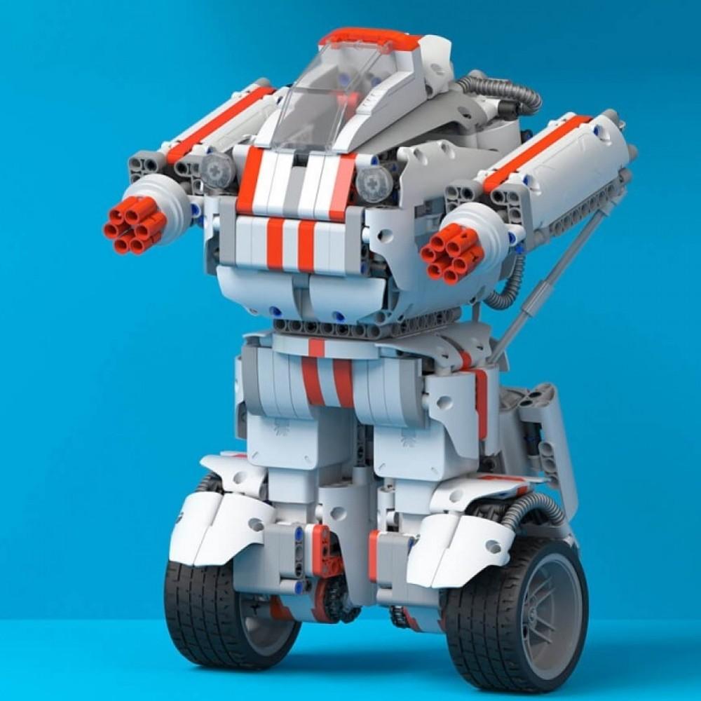 لعبة تركيب الروبوت Mi Robot Builder