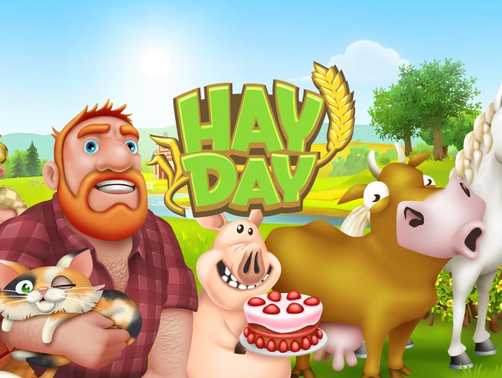 هاي داي Hay Day