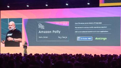 """أمازون بولي """"Amazon Polly"""" لتحويل النصوص المكتوبة إلى مقاطع صوتية تضيف دعم العربية"""