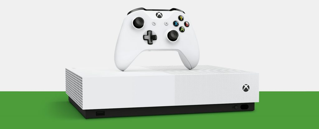 مايكروسوفت تعلن أخيرًا عن جهاز Xbox One S All-Digital Edition بلا أقراص