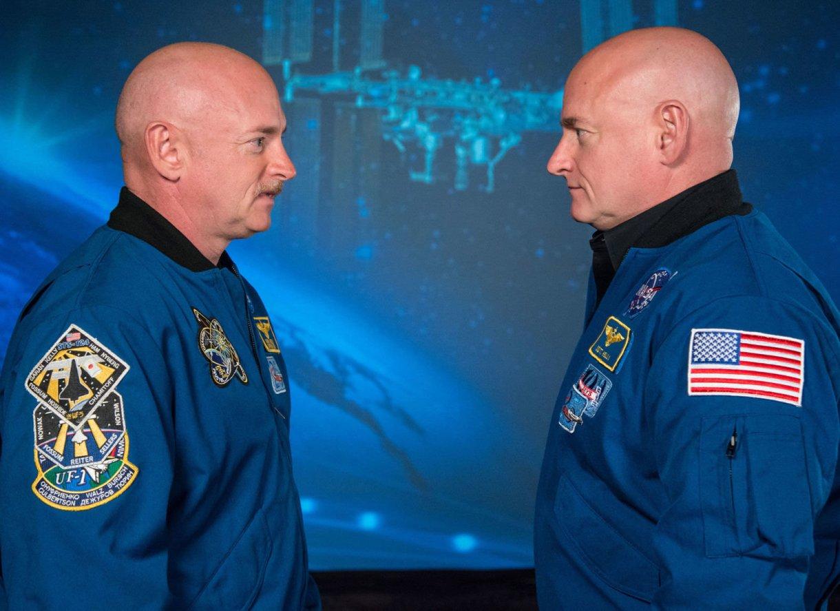 ناسا تنشر دراسة حول التغيرات التي تطرأ على جسم الإنسان في الفضاء عبر مقارنة بين رائدي فضاء توأم