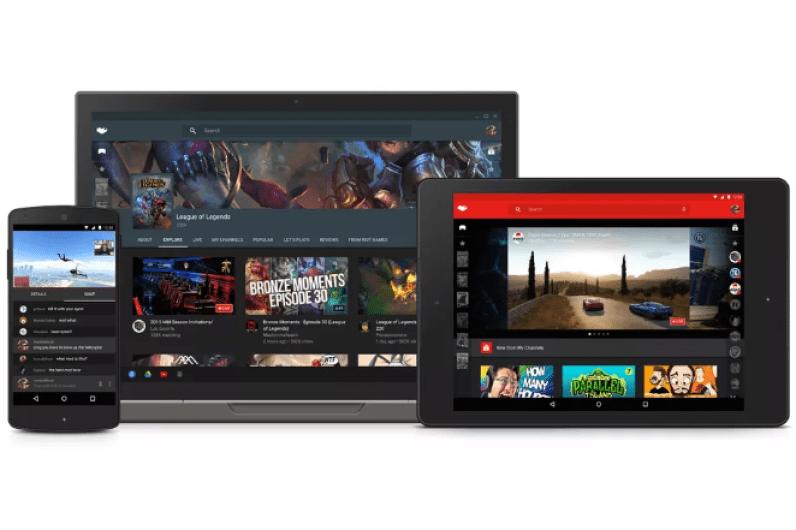 يوتيوب تعلن إيقافها تطبيق مشاركة وبث فيديوهات الألعاب YouTube Gaming في 30 مايو الجاري