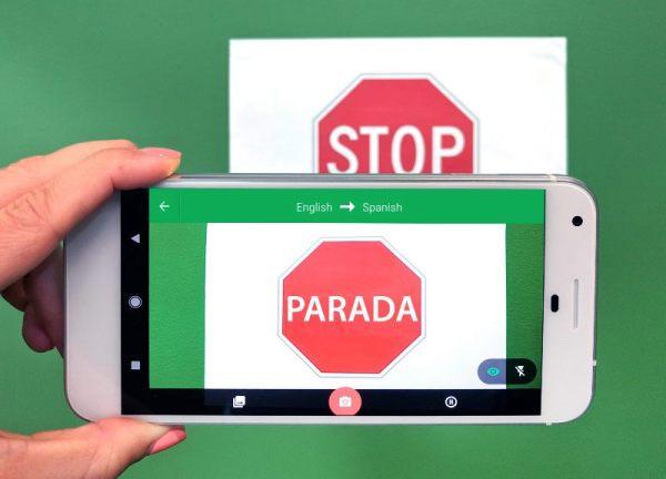 قريباً تطبيق قوقل للترجمة سيتعرف google-translate-pho