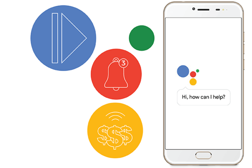 قوقل تدعم مساعد الصوتي بتقنيات الذكاء الاصطناعي للقيام بمهام متعددة في نفس الوقت
