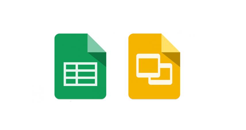 تطبيقي Sheets و Slides يحصلان على تصميم ماتيريال ديزاين الجديد قوقل