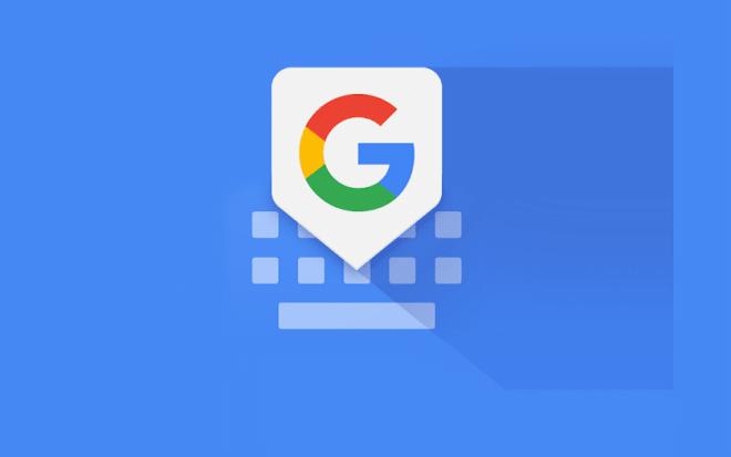 لوحة مفاتيح جوجل Gboard تدعم لصق الصور في الحافظة وتستبدل شربط البحث بعدستها