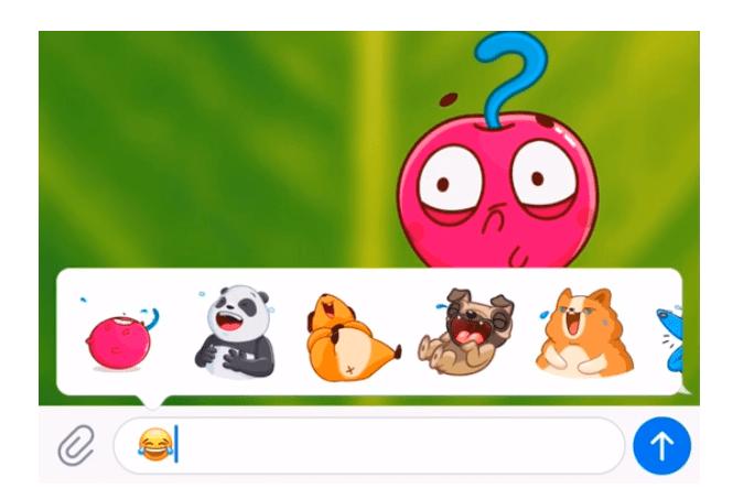 تطبيق تيليغرام يحصل أخيرًا على خاصية الملصقات المتحركة
