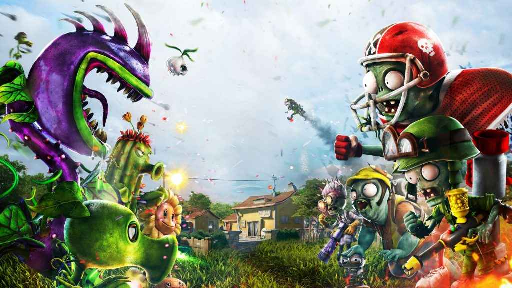 EA Launches Alpha Free Release for Plant Zombie 3 on Android