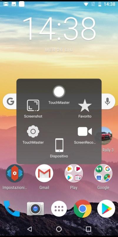 TouchMasterPro: تطبيق جديد يعمل على تحسين السكرين شوت والتنقل بالإيماءات