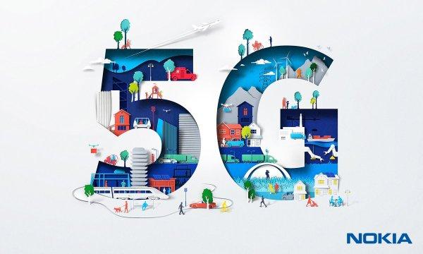 نوكيا 5G