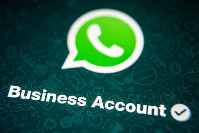 WhatsApp Business now allows companies to sync information from their Facebook pages