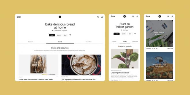 جوجل تطلق Keen منافس خدمة الصور Pinterest