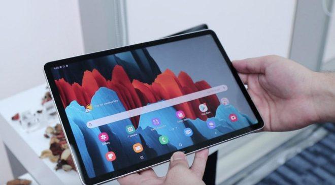 جالكسي تاب S7 – Galaxy Tab S7