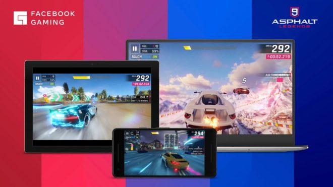 فيس بوك تتوسع إلى دعم الألعاب السحابية - Facebook Gaming