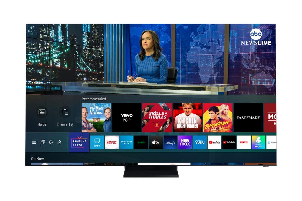 خدمة سامسونج TV Plus متاحة الآن في 12 دولة حول العالم