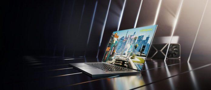 NVIDIA GeForce RTX 30 series graphics processor arrives on laptops