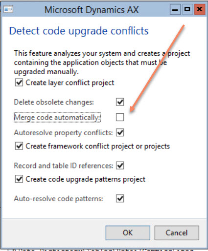 Team Explorer for Microsoft Visual Studio 2012 not found for Code merge Dynamics Ax 2012 R3 apply update