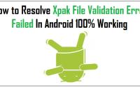 xapk file validation