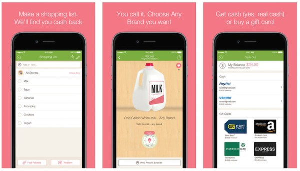 iBotta - Grocery & Shopping List App Coupon Matchup