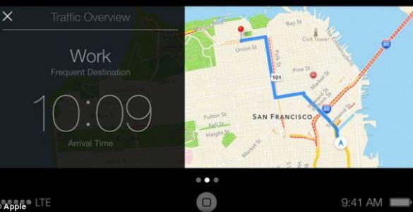 Apple touchscreen dashboard 2