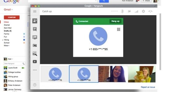 Google Video Call