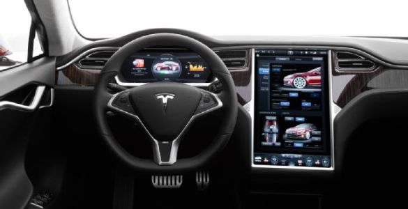 Lek in Tesla Model S laat hackers diverse functies uitvoeren