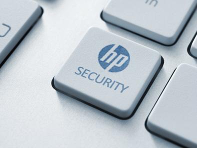 HP Security Logo