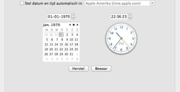 Kwetsbaarheid in Apple OSX geeft root toegang aan hackers