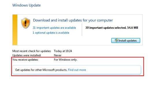 Microsoft Update KB2859537 zorgt voor Blue screen