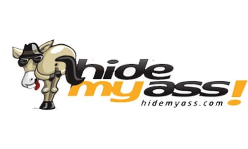 VPN dienst HideMyAss