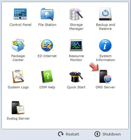 Gebruik je Synology DiskStation als DNS server in je netwerk - 01