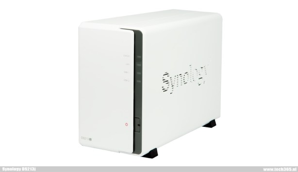 Synology DS213j front