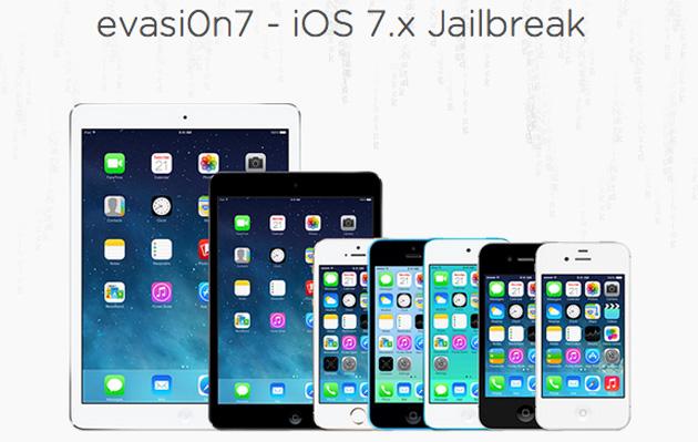 evasi0n7 jailbreak