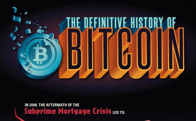 Geschiedenis van de Bitcoin [Infographic] Thumb